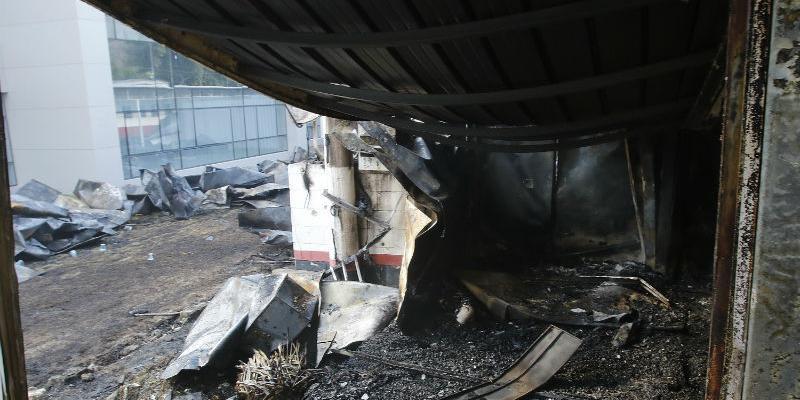 Flamengo'nun CT'si, 10 kişinin ölümüne yol açan bir yangından etkilendi.