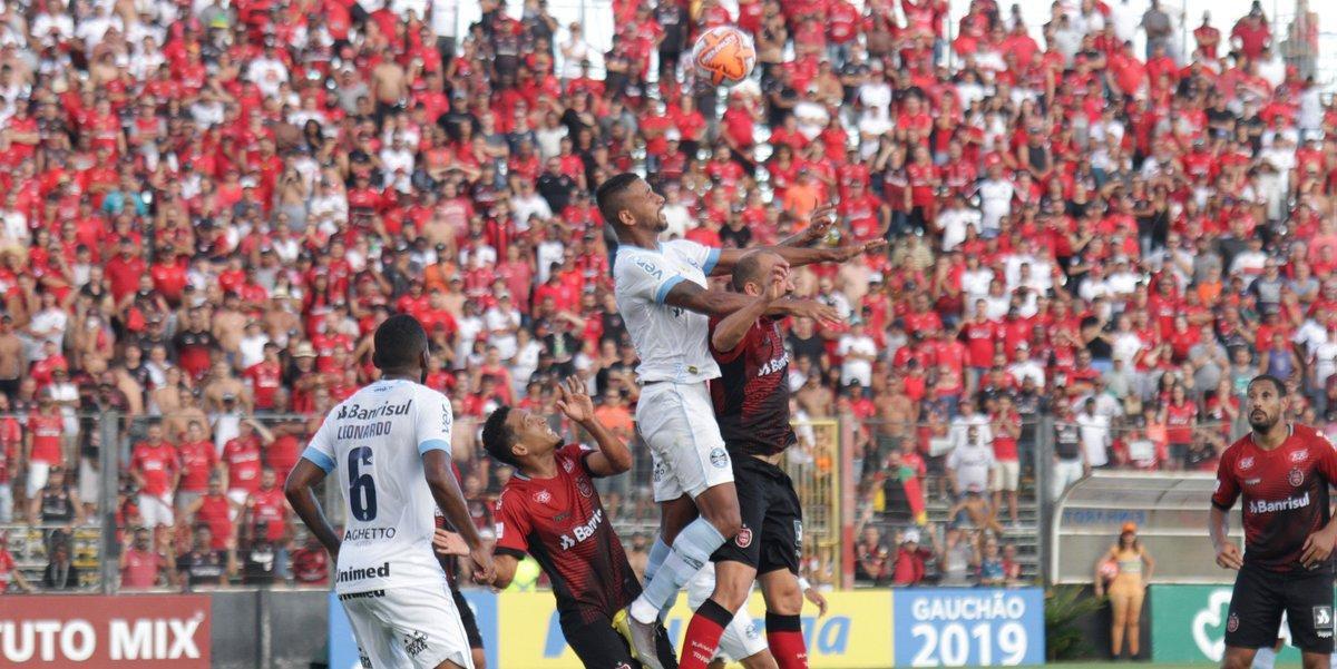Gauchão 2019: Grêmio vs Brasil de Pelotas