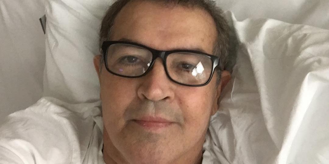 Cantor tem usado as redes sociais para informar sobre seu estado de saúde