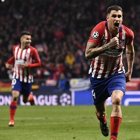 Atlético de Madrid venceu a Juventus por 2 a 0