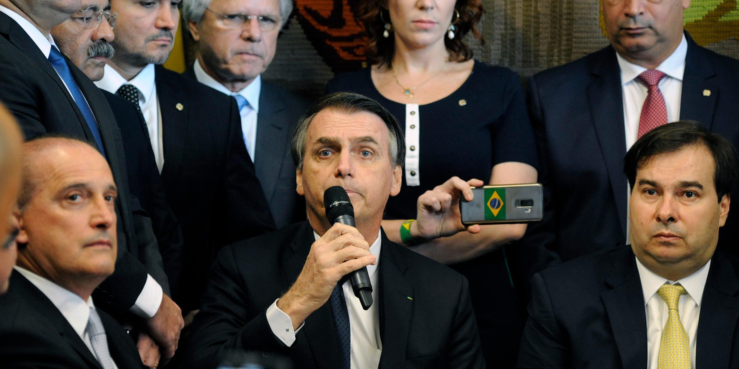 Pela projeção de Rodrigo Maia, reforma da Previdência pode ser aprovada ainda no primeiro semestre