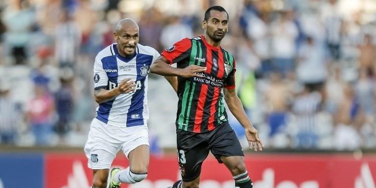Talleres e Palestino empataram por 2 a 2 na Argentina