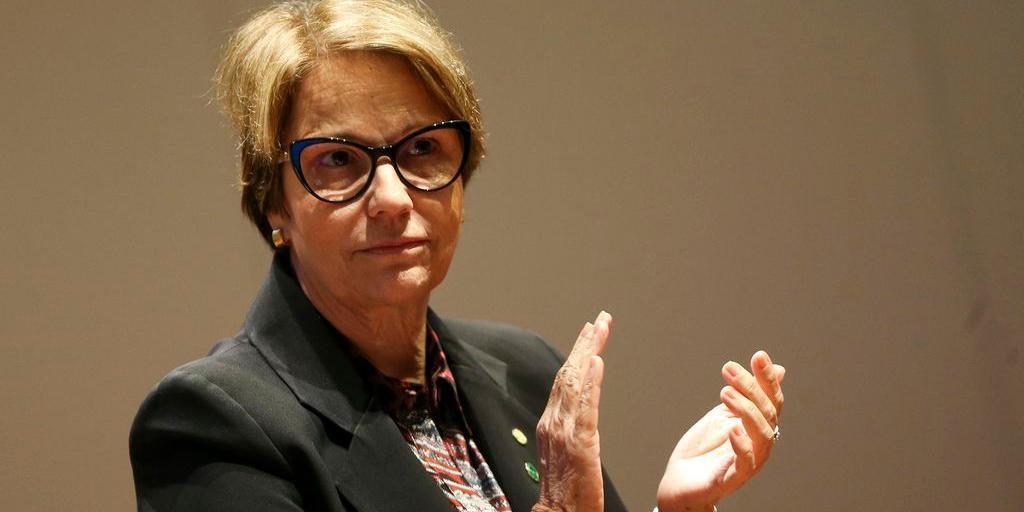 Tereza Cristina adverte que Estado não deixará fiscalização final de produtos