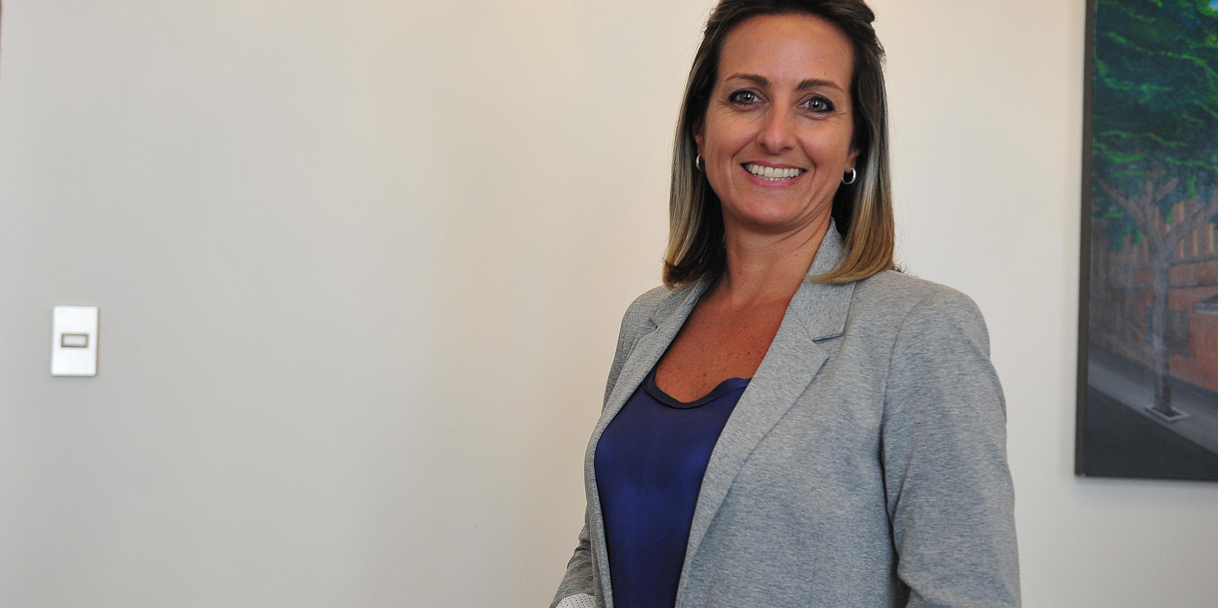 Presidente da Federasul, Simone Leite, pede aos gestores públicos a flexibilização dos decretos