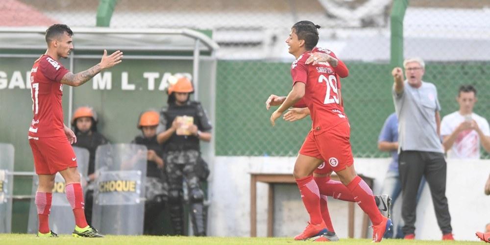 Odair garantiu o Inter forte para estreia na Libertadores