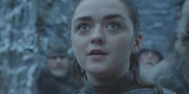 Cena de Arya Stark aparece entre vídeo dos lançamentos da HBO em 2019
