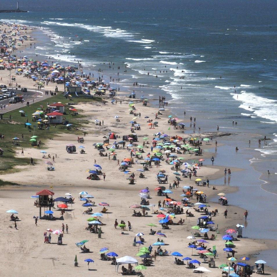 Número de turistas estrangeiros despencou no litoral gaúcho