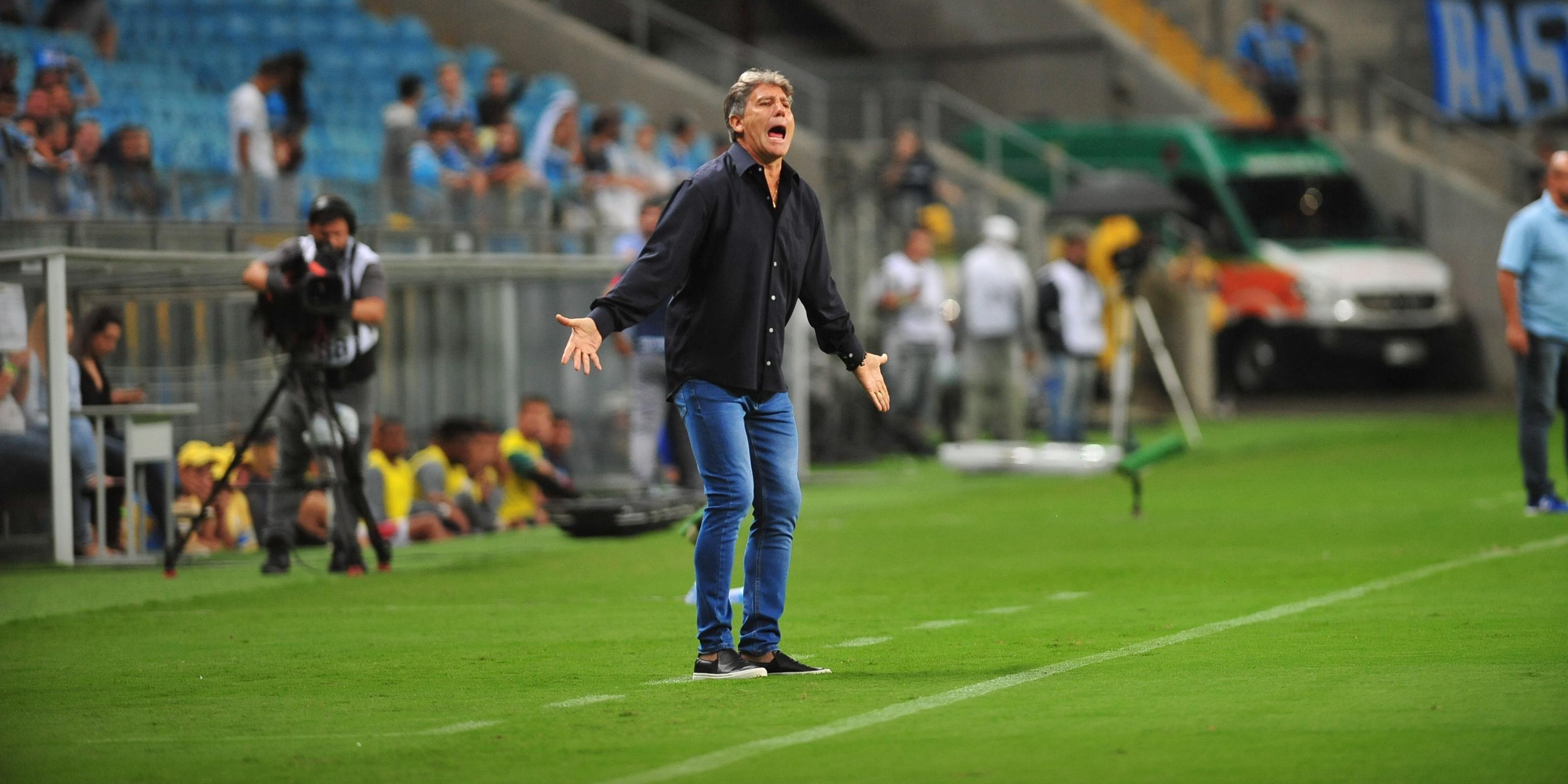 Renato mandou recado para Tetê após saída do Grêmio