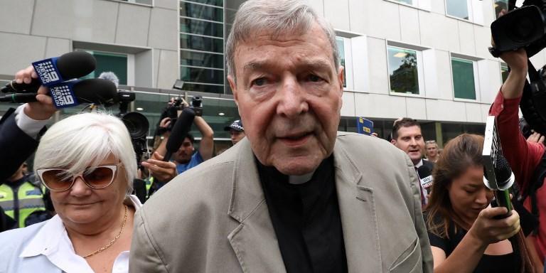 George Pell foi considerado culpado em julgamento na Austrália