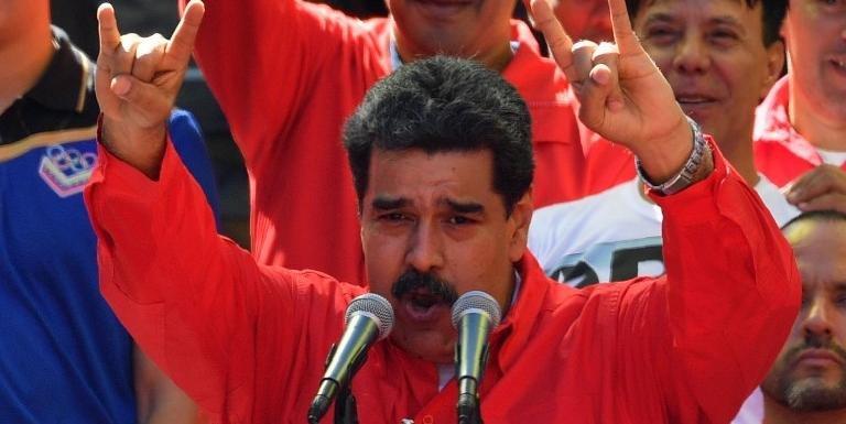 Maduro pede apoio à população venezuelana