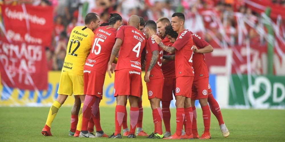 Grupo do Inter para a fase de grupos tem Guerrero e três goleiros, Lomba, Daniel e Keiller