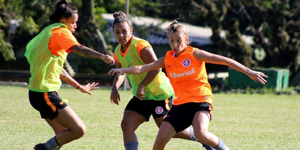 A equipe feminina do Inter, Gurias Coloradas, disputará principal divisão do futebol brasileiro