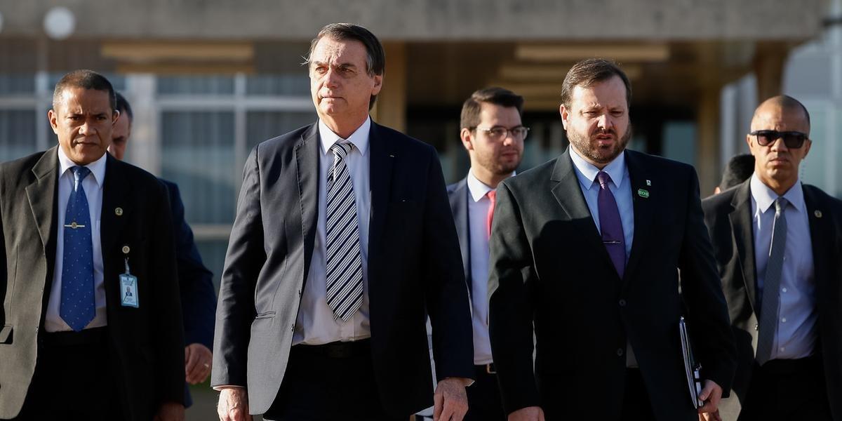 Bolsonaro afirmou que conta com patriotismo do Parlamento na Reforma da Previdência