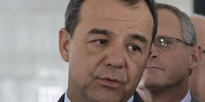 ex-governador admitiu pela primeira vez oficialmente o recebimento de propina ao longo de sua carreira política
