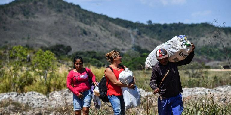 Fronteira entre Brasil e Venezuela está fechada desde 22 de fevereiro