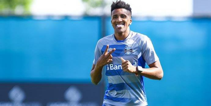 Grêmio ampliou o vínculo com Cortez até o final de 2019