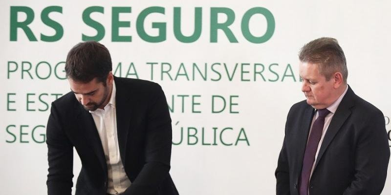Governador Leite e vice-governador Ranolfo detalharam o funcionamento do plano