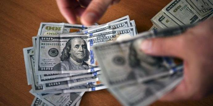 Dólar teve a maior alta diária desde 2018