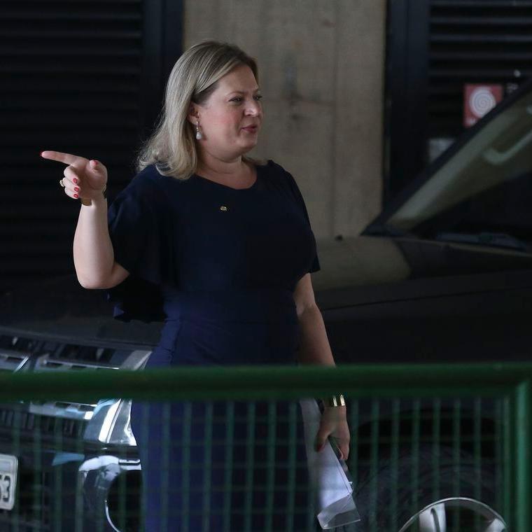 Deputada garante que presidente Bolsonaro está