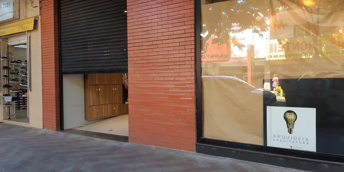 A loja está prevista para abrir em março