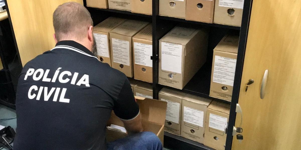 Mandados de busca estão sendo cumpridos na Capital, Butiá, Charqueadas, Alvorada e Minas do Leão