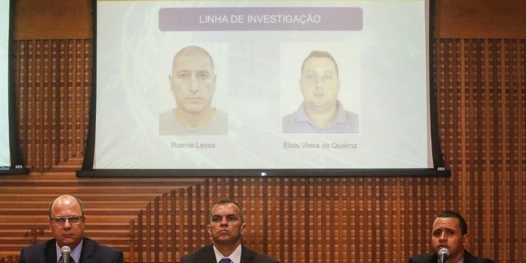 Advogados de Ronnie Lessa e Elcio Viana, suspeitos do assassinato da vereadora Marielle Franco e do motorista Anderson Gomes, negaram envolvimento de seus clientes no caso