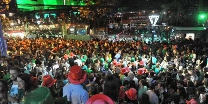 Evento na Padre Chagas já se tornou tradicional