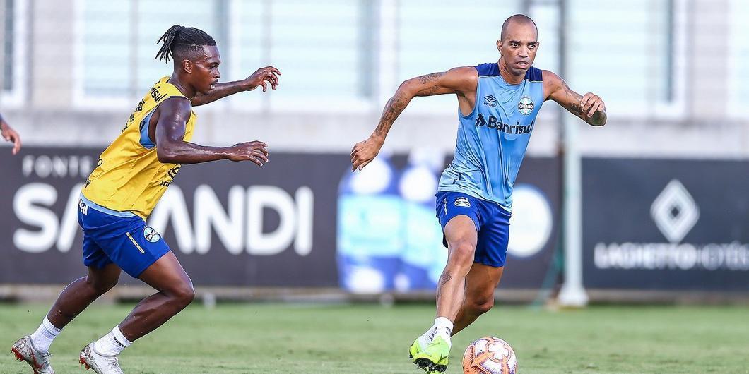 Atacante acredita em recuperação rápida do Tricolor