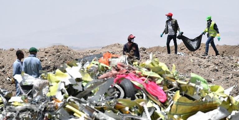 Divulgação de informações da investigação ficará a cargo da Ethiopian Airlines