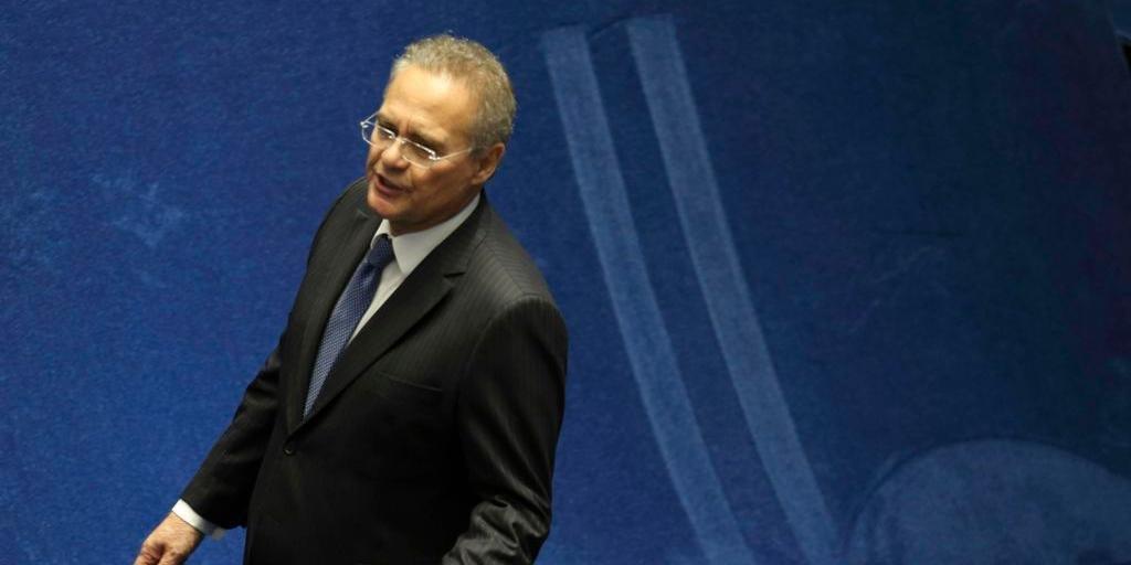 Quarenta dias após ser derrotado na disputa pela presidência do Senado, Renan Calheiros (MDB-AL) voltou a vestir o figurino do