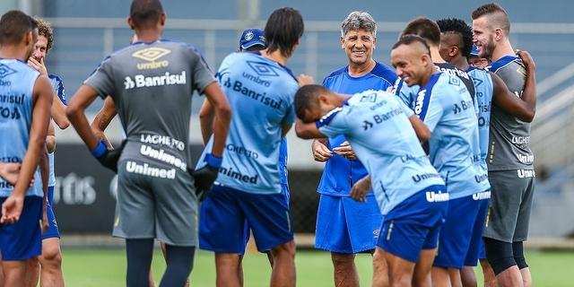 Renato afirmou que derrota para o Libertad não passou de um acidente de trabalho