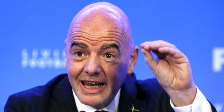 Fifa confirmou realização do Mundial com 24 clubes