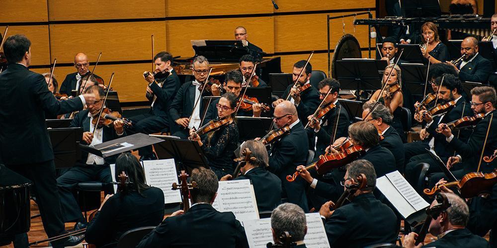 Concerto de abertura terá regência do maestro Evandro Matté e solos do violinista chinês Yang Liu