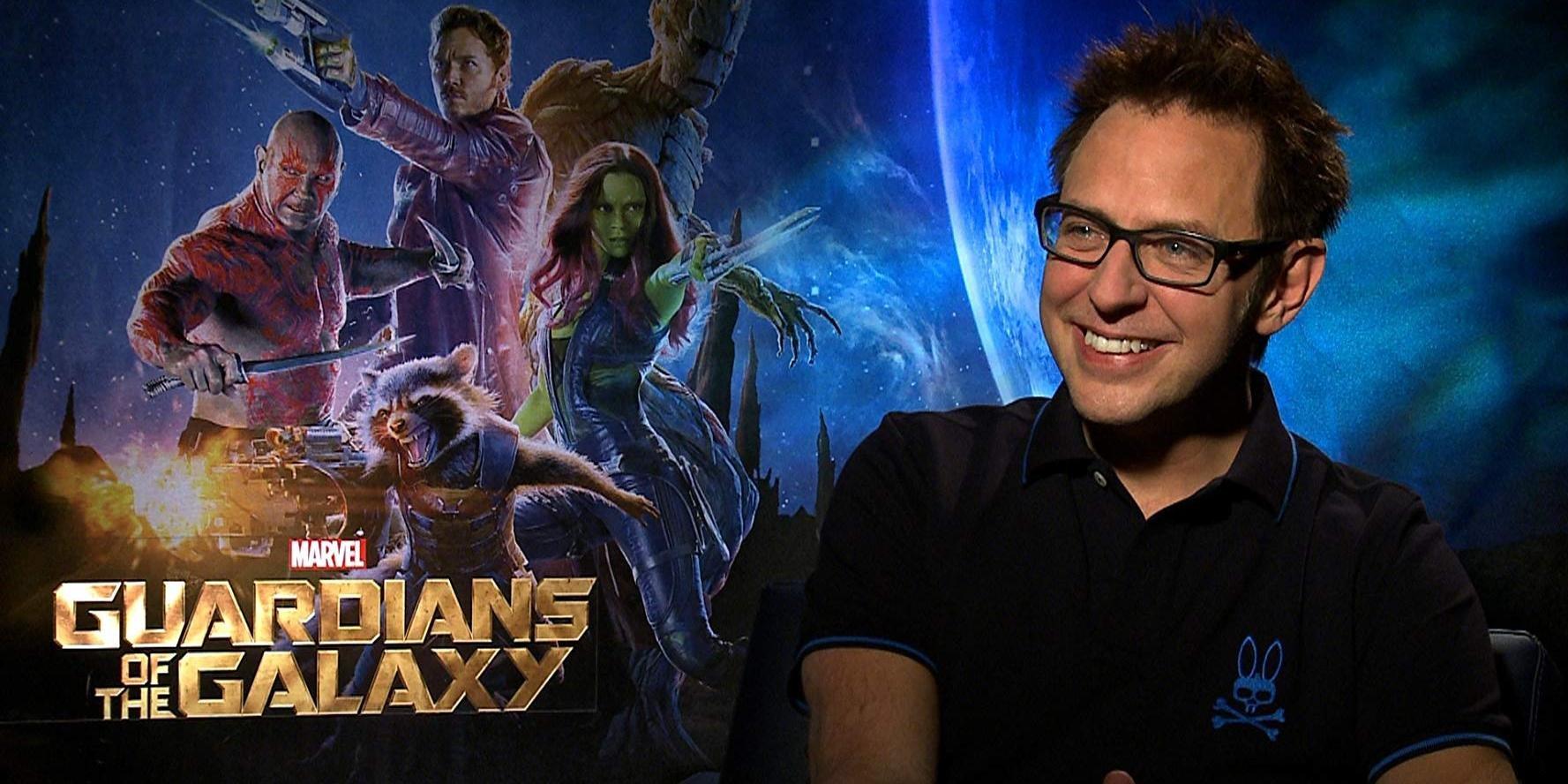 Gunn dirigiu os dois primeiros filmes de