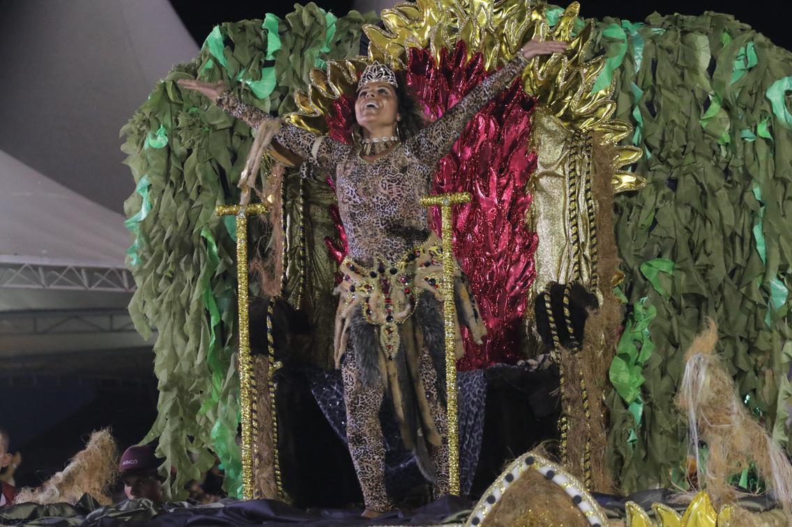 Imperadores Do Samba é Campeã Do Carnaval De Porto Alegre