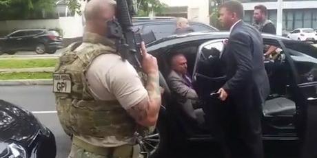 Ex-presidente Temer foi preso nesta quinta