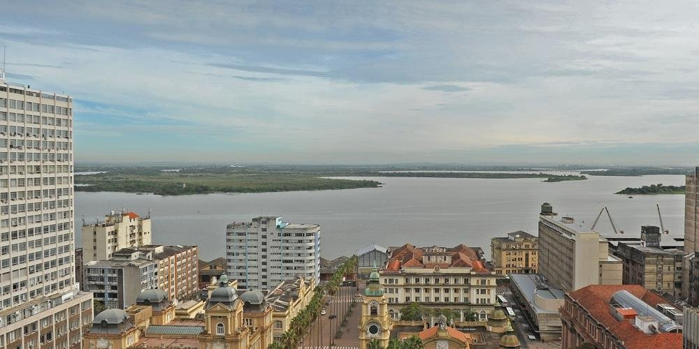 Porto Alegre terá sexta de sol e nuvens
