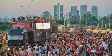 Circuito Orla terá eventos sábado e domingo