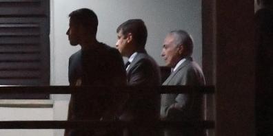 Um dos advogados do ex-presidente é o ex-deputado Carlos Marun (MDB-MS)