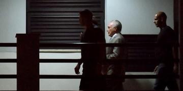 Ex-presidente Temer foi preso na quinta-feira