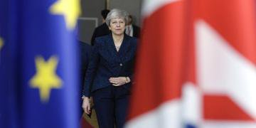 May ainda não decidiu se apresentará novamente seu projeto de acordo para o Brexit aos deputados britânicos