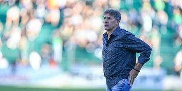 Renato destacou seriedade do Grêmio contra o Juventude