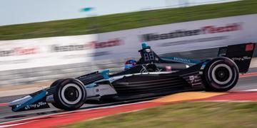 Harding Racing conseguiu sua primeira vitória na categoria