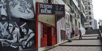 Teatro é um dos símbolos de resistência à Ditadura Militar em Porto Alegre