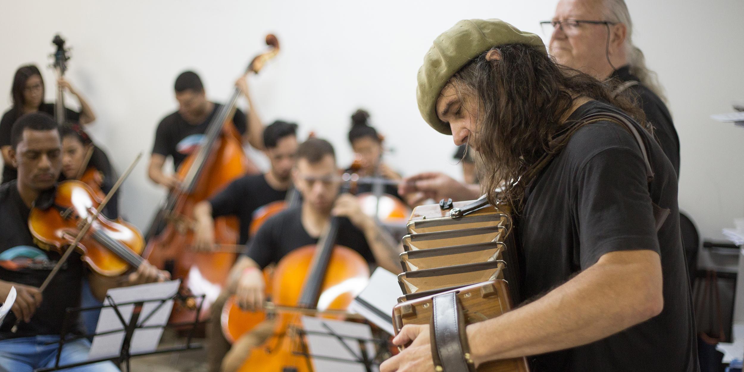 Espetáculo irá contar com um repertório repleto de músicas tradicionais gaúchas
