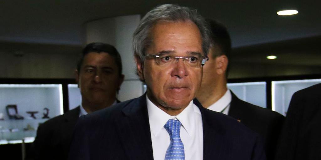 Guedes pediu ainda ajuda para que o projeto passe no Congresso