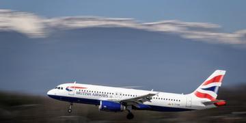 Voo da British Airlines pegou rota errada e pousou a 800 quilômetros do destino original