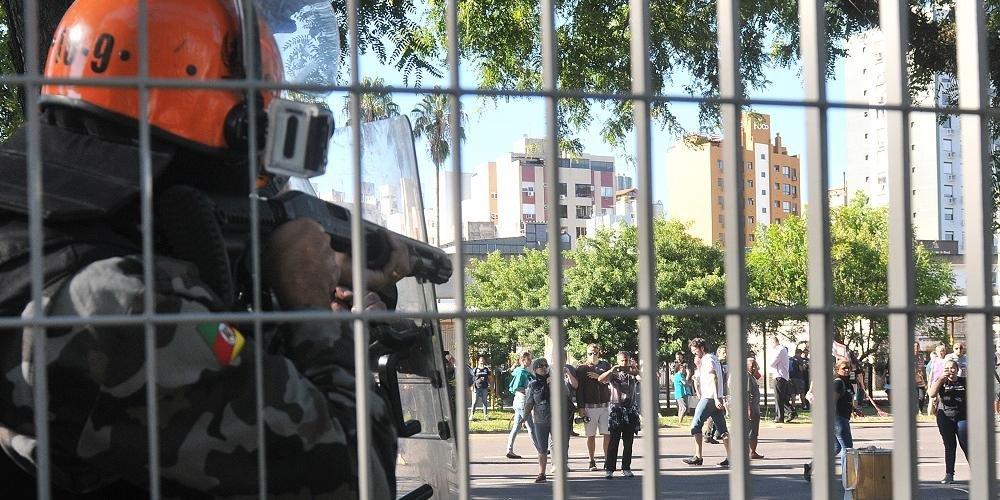 Confusão na Câmara envolveu agentes de segurança e servidores municipais