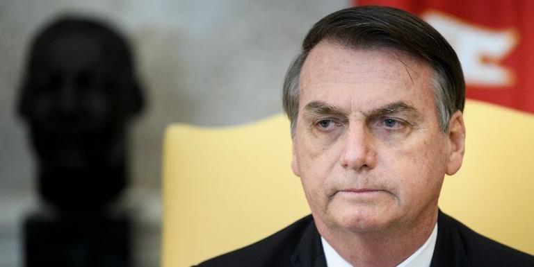 Na data, Bolsonaro estará fora do país, emviagem oficial a Israel