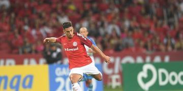 Sarrafiore começou bem a temporada pelo Inter e virou pivô de uma ação na Fifa